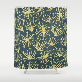 Queen Anne's Lace #4 Shower Curtain