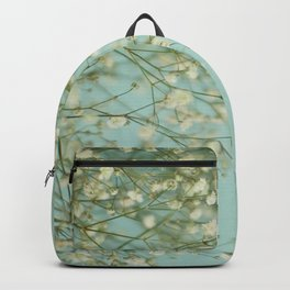 Baby Blue Backpack