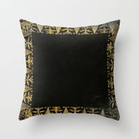 book cover Throw Pillows featuring GREEN BOOK COVER by ED design for fun