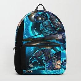hanzo over Backpack