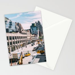 Meatpacking District New York Stationery Cards
