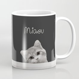 Miaou Coffee Mug