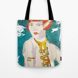 ARTDECOnstruction Tote Bag