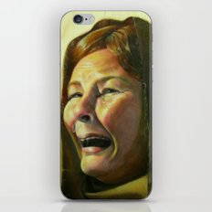 Maria iPhone & iPod Skin