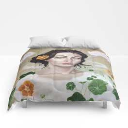 Unbearably Light Comforters