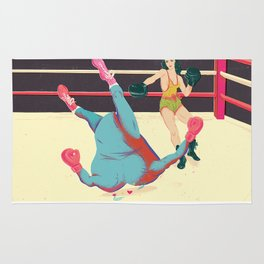 Punch Drunk Love II Rug