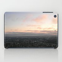 oakland iPad Cases featuring Sunset Oakland by Urlaub Photography