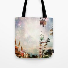 A Carnival In the Sky IV Tote Bag