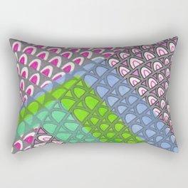 The Future : Day 2 Rectangular Pillow