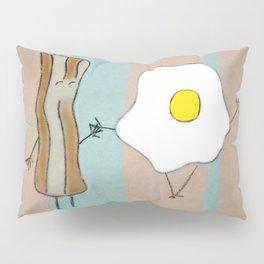 Bacon & Egg Togetherness Pillow Sham