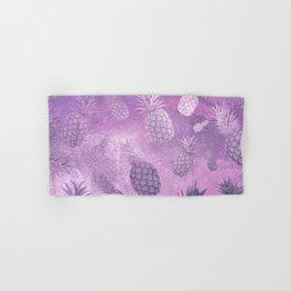Ananas Fruit Pattern 3 Hand & Bath Towel