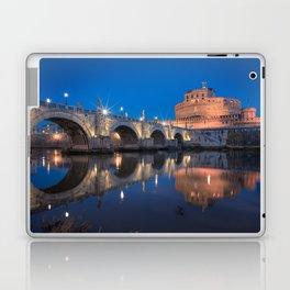 Castel Sant'Angelo Laptop & iPad Skin