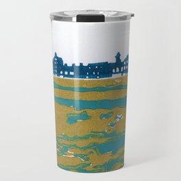 Seaview Kingsway in Turquoise Travel Mug