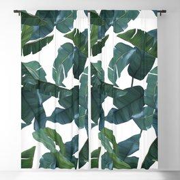 Banana Leaf Decor #society6 #decor #buyart Blackout Curtain