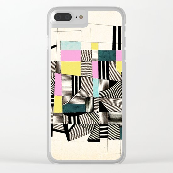 - architecture#01 - Clear iPhone Case