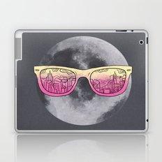 Cool moon Laptop & iPad Skin