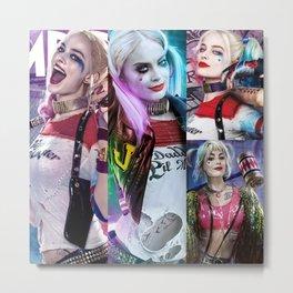 HarleyQuinn Poster Art Print Maxi Metal Print