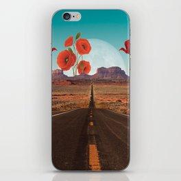 Desert Poppies iPhone Skin