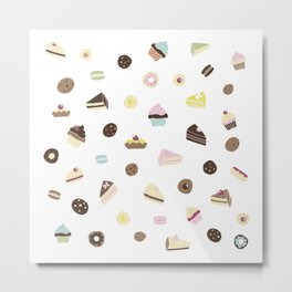 sweets & treats Metal Print