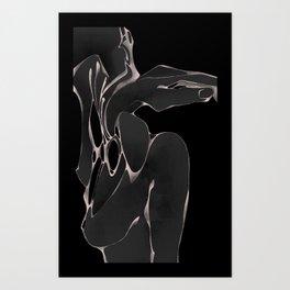 anatomized Art Print