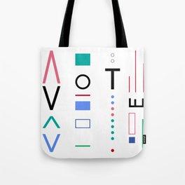 Vote Baby Vote 031316 Tote Bag