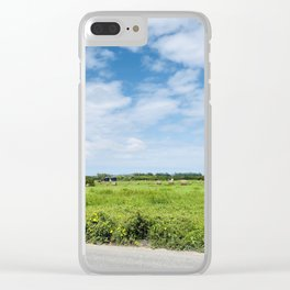 Breath Taking Clear iPhone Case