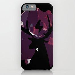 Magic cute Deer iPhone Case