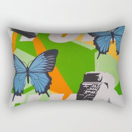 RTFCLLY FLVRD 2 Rectangular Pillow