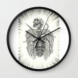 Second Self Wall Clock