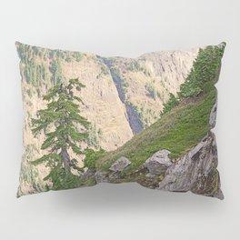 SHUKSAN ARM IN MORNING LIGHT FROM KULSHAN RIDGE Pillow Sham