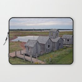 Playtown by the Pond Laptop Sleeve