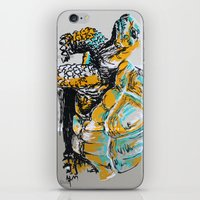 tortoise iPhone & iPod Skins featuring Tortoise by aceta