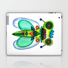 Dragonfly Moth Laptop & iPad Skin