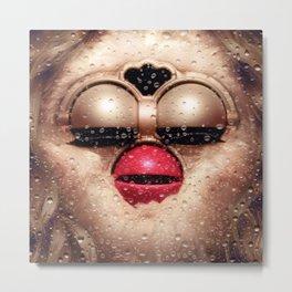 Furby Kylie Minogue - Kiss Me Once Metal Print