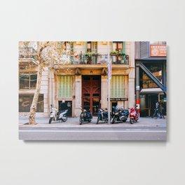 Eixample - Barcelona, Spain - #30 Metal Print