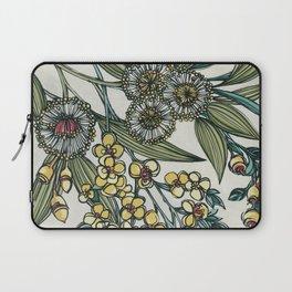 Australian Native Floral Laptop Sleeve