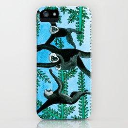 Noah's Ark - Gibbon Ape iPhone Case