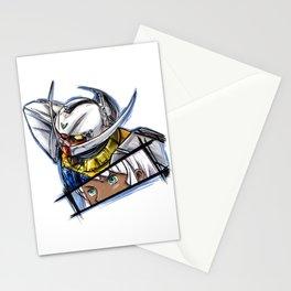 Turn A Gundam Stationery Cards
