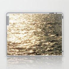 Glittery Surface Laptop & iPad Skin