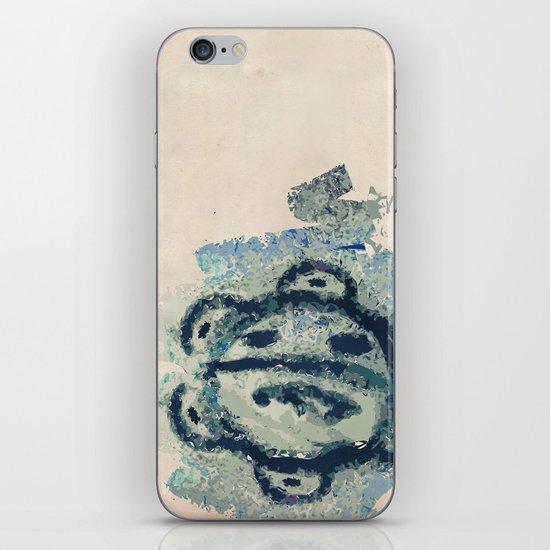 Taíno sun  iPhone & iPod Skin