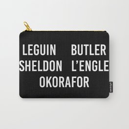 WOMEN OF SCI FI Carry-All Pouch