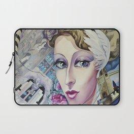 Lady Europe Laptop Sleeve