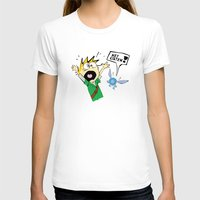 calvin hobbes T-shirts featuring Calvin the Timeless Hero by DonCorgi