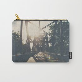 crossing the Mississippi ... Carry-All Pouch