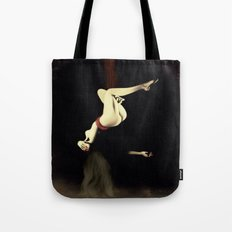 My First Love (grunge) Tote Bag