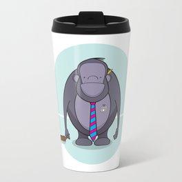 Monkey Business Travel Mug