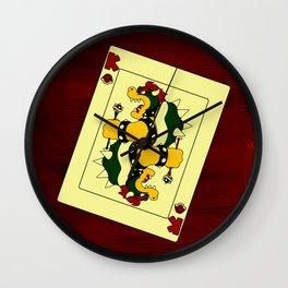King of Koopas Wall Clock