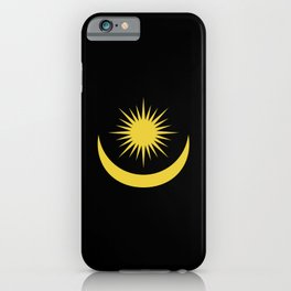 Ichimonji Clan Kamon iPhone Case