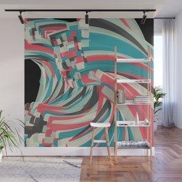 Chaos And Order Wall Mural