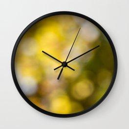 Light #7 Wall Clock
